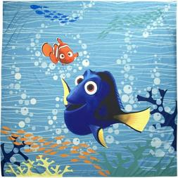"""Disney Finding Dory Shower Curtain 72"""" x 72"""" US Free Shippin"""