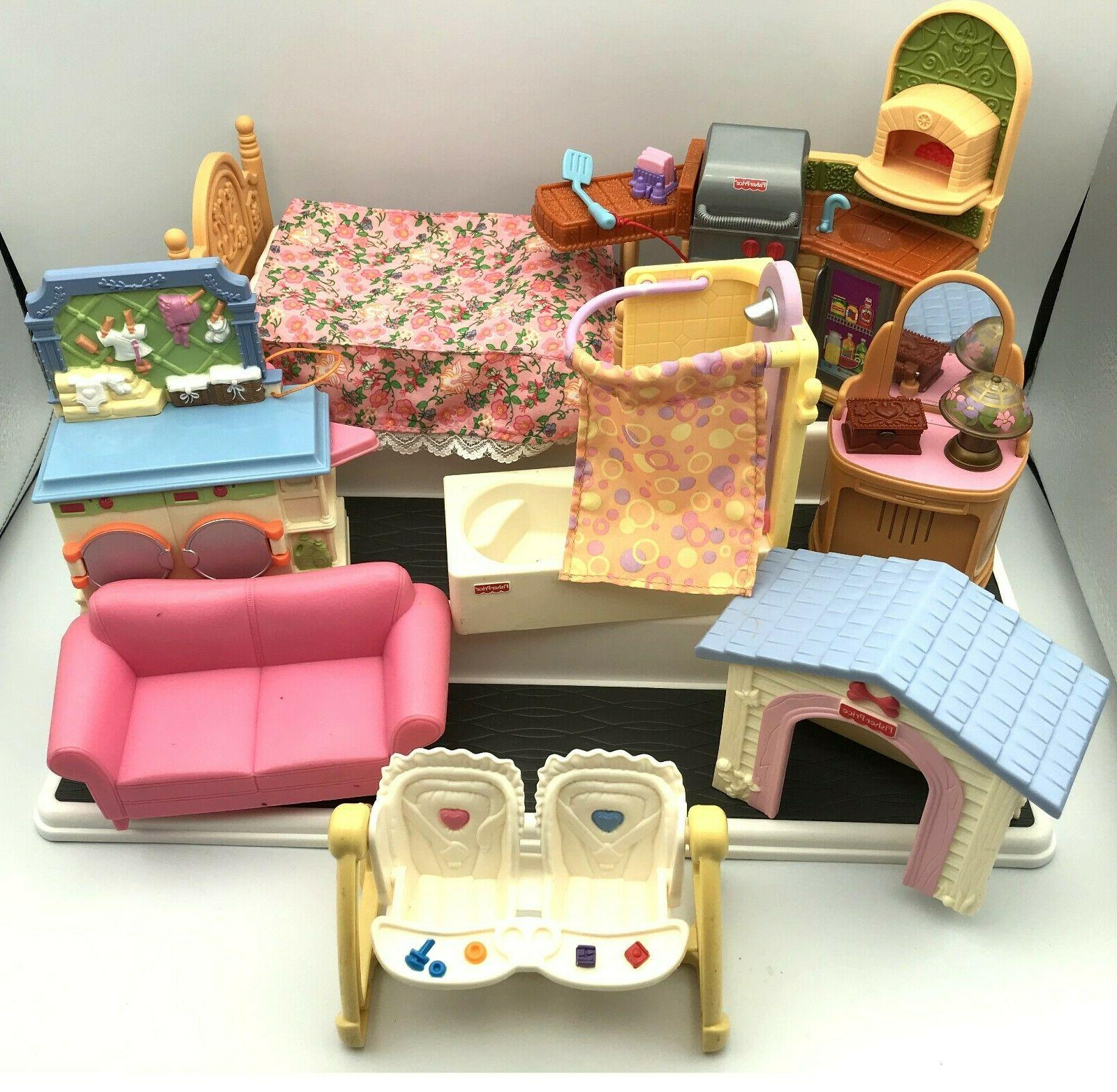 you choose fisher price loving family dollhouse