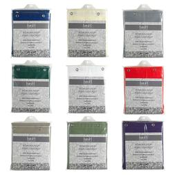 Hotel Collection Non-Toxic 10 Gauge Peva Shower Curtain Line