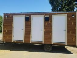 Portable Bathroom and Shower Combo